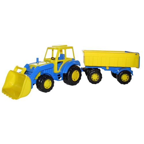 Трактор Алтай с прицепом и ковшом №1 35349 П-Е /6/ купить оптом и в розницу
