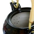 Чайник заварочный керамический 700 мл с ситом ″Узоры″ 665B купить оптом и в розницу