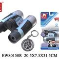 Бинокль 80150EWR/00653843 на карт. купить оптом и в розницу