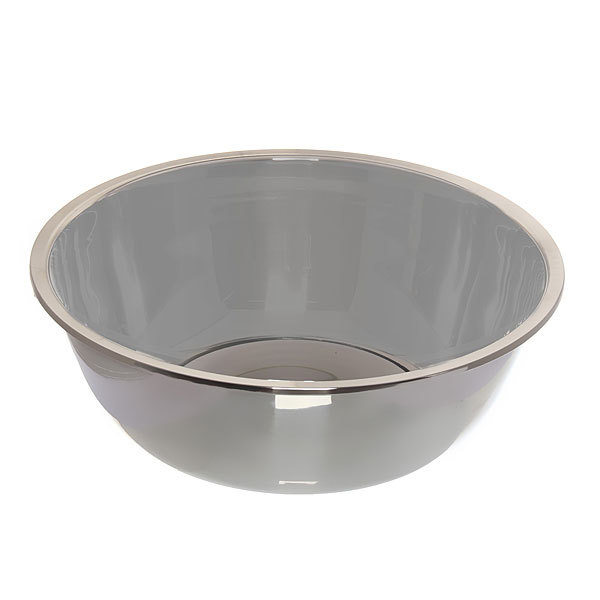 Миска металлическая 24*7,5 см 17001-9 купить оптом и в розницу