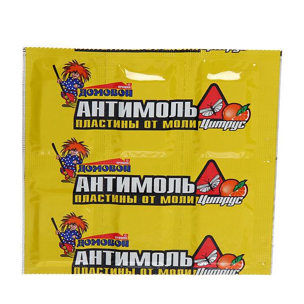 Пластины от моли 6шт цитрус антимоль купить оптом и в розницу