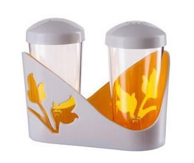 """Набор для специй """"Viola"""" (оранжевый) *34 купить оптом и в розницу"""