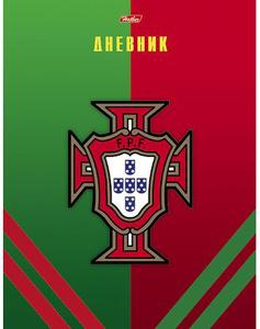 """Дневник универсал.тв.обл.HATBER, """"Объемная наклейка. Мир футбола. Португалия"""" купить оптом и в розницу"""