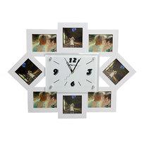 Часы настенные фоторамка (8 фото) 59х45 1225 купить оптом и в розницу