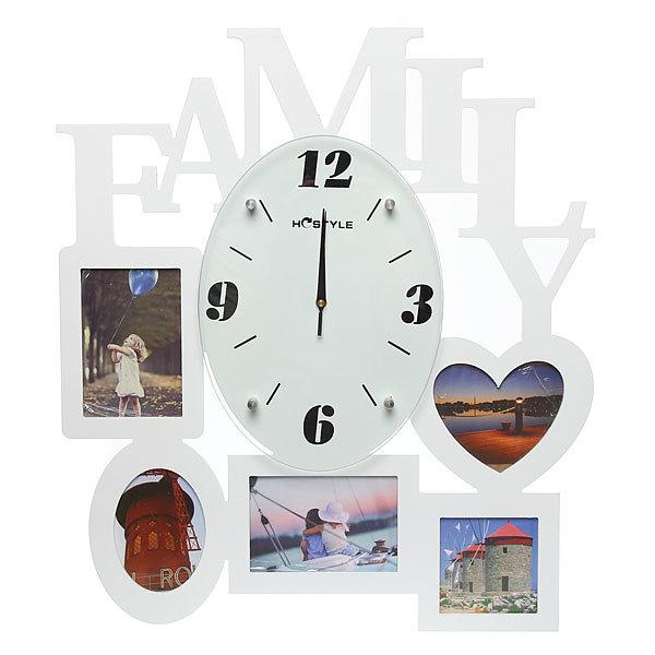 Часы настенные фоторамка (5 фото) 54х60 2011 купить оптом и в розницу