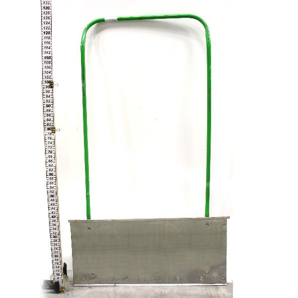 Движок для снега 755х450 мм алюминиевый S=1,5мм ДА-3 (А) купить оптом и в розницу