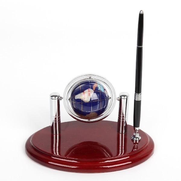 Настольный набор ″Глобус″ 14*20*12 см 047033 (Р) купить оптом и в розницу