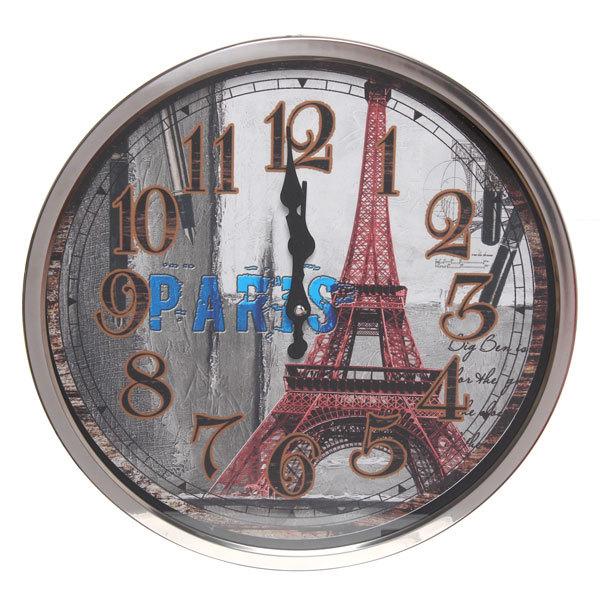 Часы настенные d-34.5см 211 купить оптом и в розницу