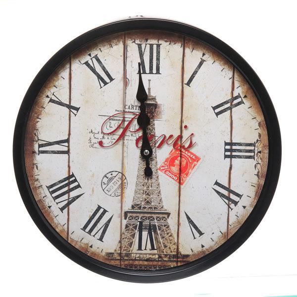 Часы настенные d-34.5см 212 купить оптом и в розницу