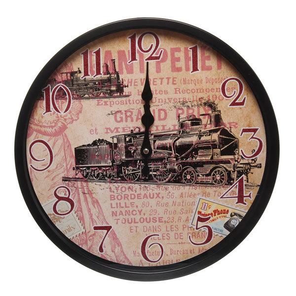 Часы настенные d-34.5см 209 купить оптом и в розницу