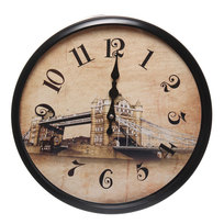 Часы настенные d-34.5см 208 купить оптом и в розницу