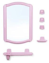 Набор ВК Беросси 46 (розовый мрамор) * 5 купить оптом и в розницу