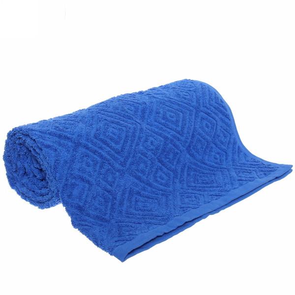 Махровое полотенце 70*140см василек жаккард ЖК140-2-005-036 купить оптом и в розницу