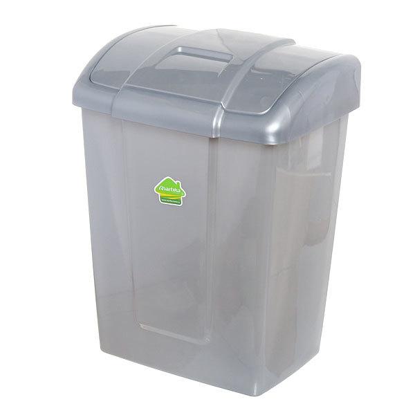 Контейнер для мусора ″Форте″ 13л С341 купить оптом и в розницу