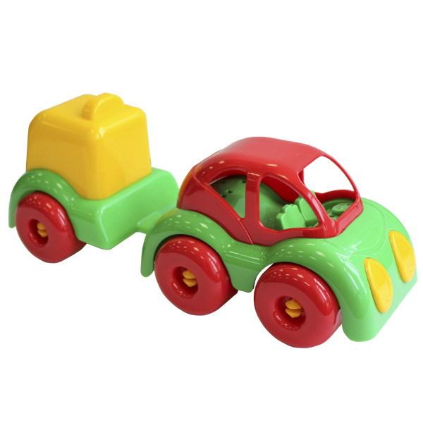 Автомобиль Малышок с фургоном 31842 /Плэйдорадо/15/ купить оптом и в розницу