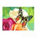 Набор ДТ Картина по номерам Нектар цветка G358 купить оптом и в розницу