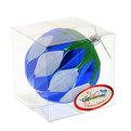 Новогодние шар (1шт) 10см ″Фантазия″BWG 10см 10АDС1-А335 купить оптом и в розницу