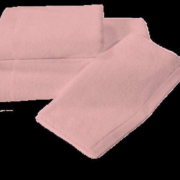 Полотенце 50х90 Spany interio Oleandr цв.темно-розовый купить оптом и в розницу