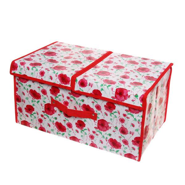 Коробка д/хранения вещей 50*30*25 AB404 купить оптом и в розницу