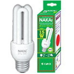 Лампа энергосберегающая КЛЛ NEP 3U 25W 827 E27 Nakai купить оптом и в розницу