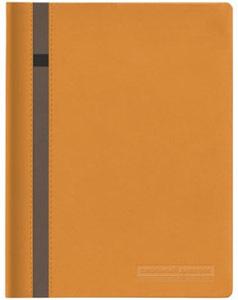 """Дневник универсал.дизайн.обл.АЛЬТ, """"Monaco"""" (оранжевый), с петлей для ручки купить оптом и в розницу"""