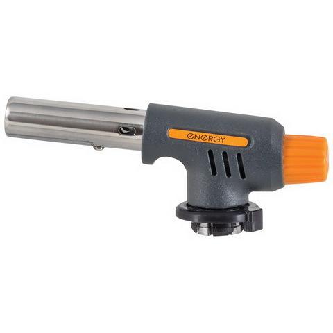 Горелка газовая (лампа паяльная) портативная ENERGY GTI-100 (блистер) купить оптом и в розницу