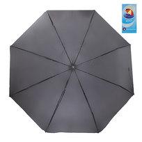 Зонт мужской механический ″Практик″ цвет черный, 8 спиц, d-95см купить оптом и в розницу