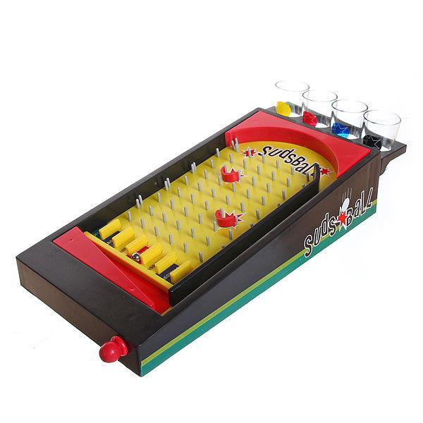 Игра застольная Пинбол ″Дринко″ (4 рюмки) GB027 купить оптом и в розницу