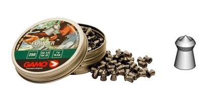 Пуля пневматическая Gamo Expander, 4,5 мм, 0,51 гр (250 шт) купить оптом и в розницу