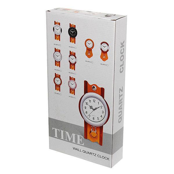 Часы настенные с маятником 35*17,5см 2679-3 купить оптом и в розницу