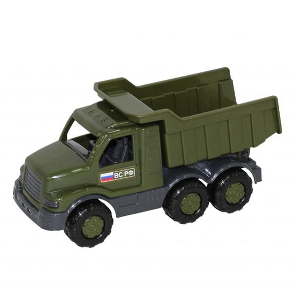 Автомобиль Максик самосвал военный 48509 П-Е /20/ купить оптом и в розницу