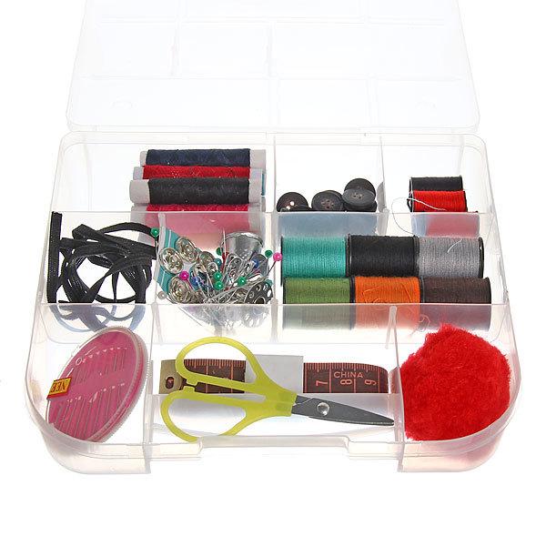 Швейный набор, 12 предметов купить оптом и в розницу