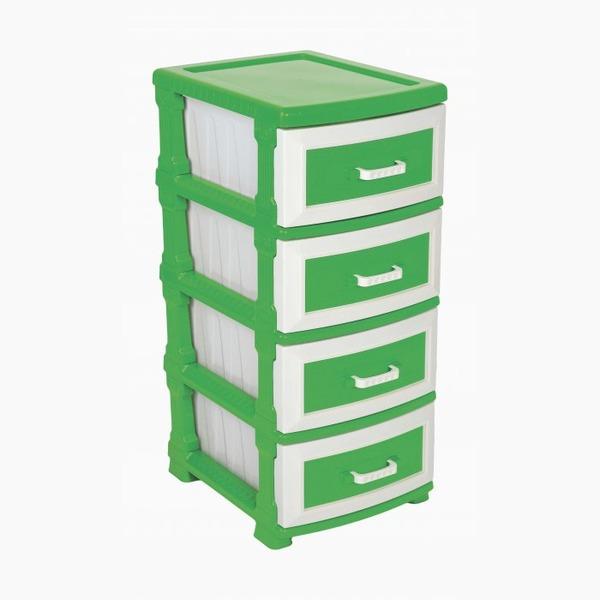 Комод  (зеленый ) 460х376х930 купить оптом и в розницу