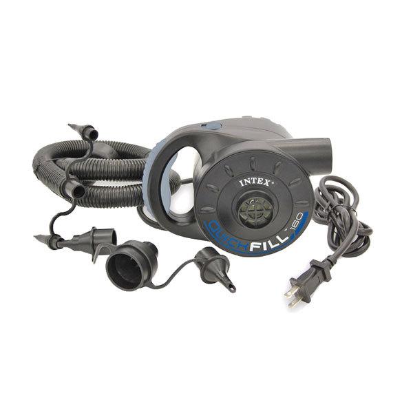 Насос электрический Quick-Fill AC,220В,Intex (66624) купить оптом и в розницу