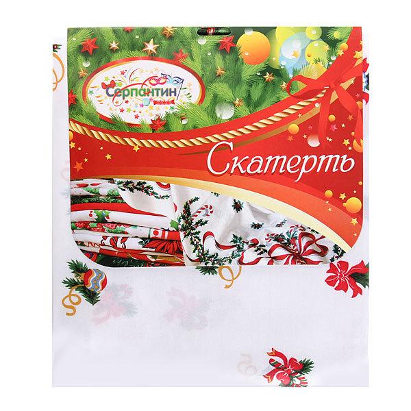 Скатерть 120*150см ″Рождество″ купить оптом и в розницу
