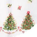 Скатерть круглая 150см ″Рождество″ купить оптом и в розницу