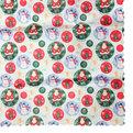 Скатерть 140*180см ″Рождество с друзьями″ купить оптом и в розницу