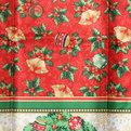 Скатерть 140*180см ″Рождественские Мотивы″ купить оптом и в розницу