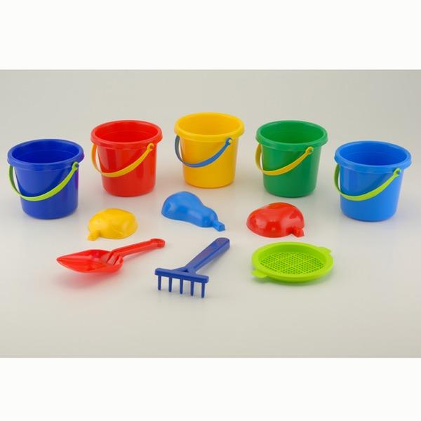 Песочный набор Василек №1 0817 /Colorplast/ купить оптом и в розницу