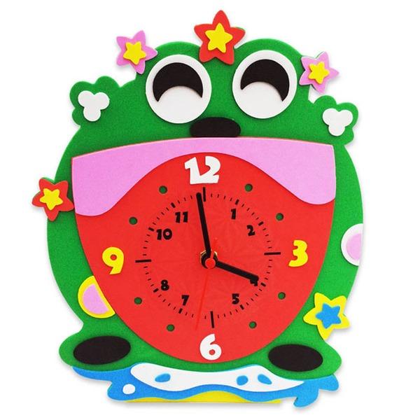 Набор ДТ Часы Лягушка CL011 купить оптом и в розницу