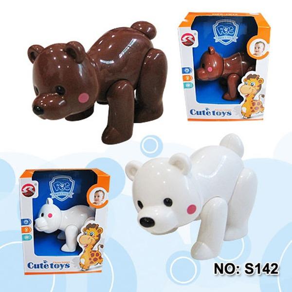 Игрушка разв. Медведь крутилка 52430 Ути Пути купить оптом и в розницу