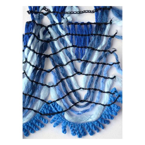 Пряжа для вязания Olimpia Tomiris цв.TM06 гроза 500г 5шт купить оптом и в розницу