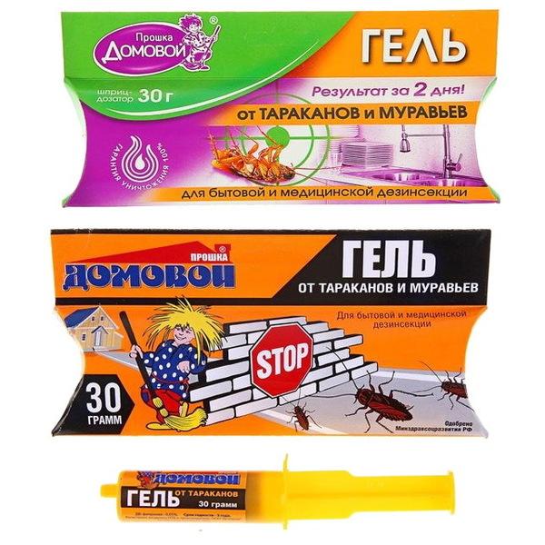 Гель-инсектицид 30 г Домовой купить оптом и в розницу
