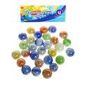 Украшение декоративное стеклянные шарики для дизайна ″Цветные жемчужины″ 100гр d14 купить оптом и в розницу