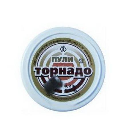 Пуля пневматическая Торнадо, 4,5 мм, 0,23 гр (300 шт) купить оптом и в розницу