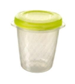 Набор контейн. для СВЧ TAKE AWAY TWIST Curver 2x1 L /прозрачн. зелёный/ 12 шт купить оптом и в розницу