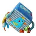 Игрушка разв. 93835 Кубик с игрушками Жирафики купить оптом и в розницу