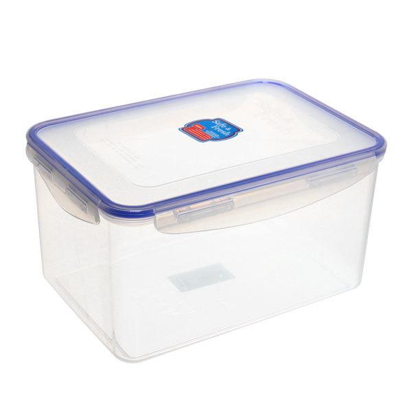 Контейнер пластиковый пищевой ″Safe&Fresh″ 3,1л, герметичный купить оптом и в розницу