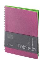 Еженедельник б/дат В5 BV 80л 185*230 Tintoretto фиолетовый, греб. купить оптом и в розницу