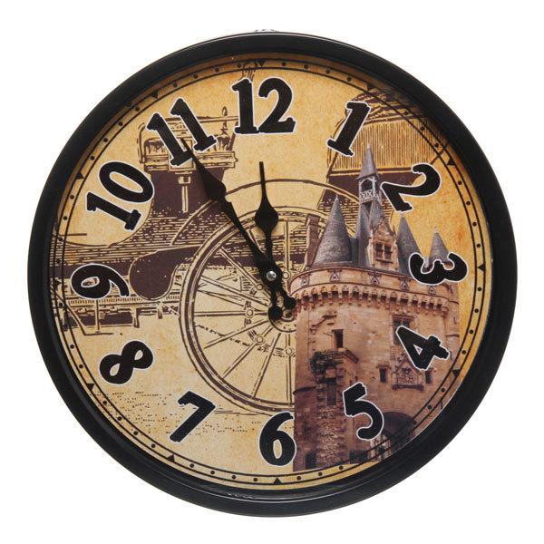Часы настенные d-34.5см 206 купить оптом и в розницу
